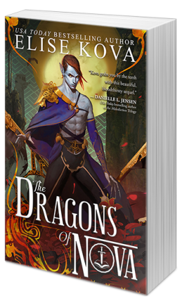 Dragons of Nova Cover